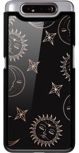 Coque Samsung Galaxy A80 - Suns and Moons
