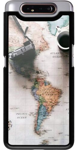 Coque Samsung Galaxy A80 - Travel 01