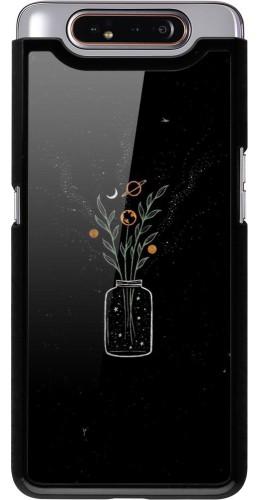 Coque Samsung Galaxy A80 - Vase black
