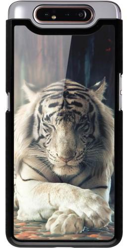Coque Samsung Galaxy A80 - Zen Tiger