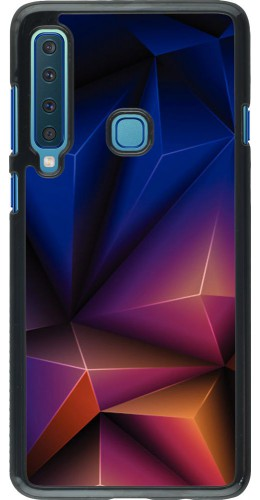 Coque Samsung Galaxy A9 - Abstract Triangles