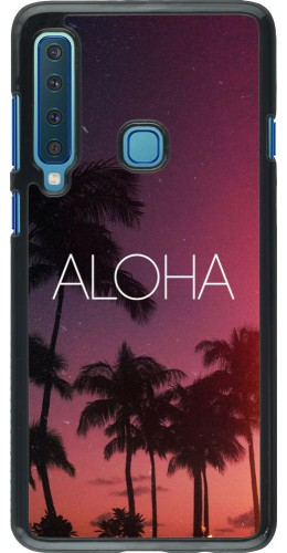 Coque Samsung Galaxy A9 - Aloha Sunset Palms