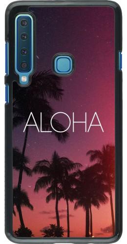 Coque Samsung Galaxy A9 - Aloha Sunset Palms