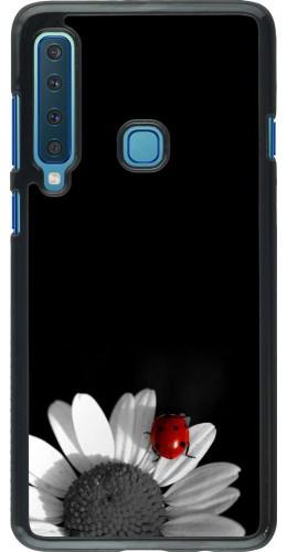 Coque Samsung Galaxy A9 - Black and white Cox