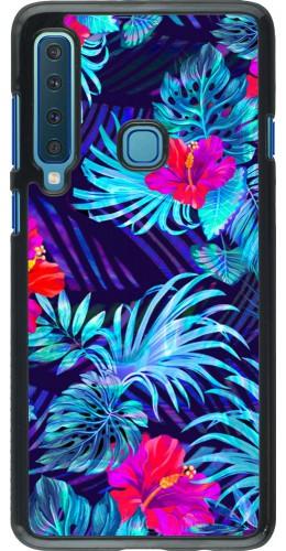 Coque Samsung Galaxy A9 - Blue Forest