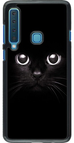 Coque Samsung Galaxy A9 - Cat eyes
