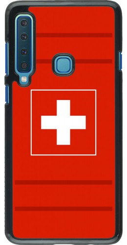 Coque Samsung Galaxy A9 - Euro 2020 Switzerland