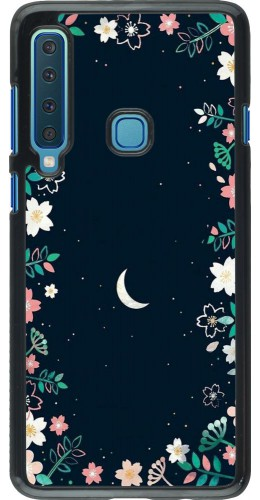 Coque Samsung Galaxy A9 - Flowers space