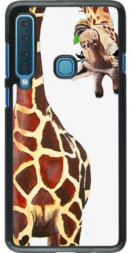 Coque Samsung Galaxy A9 - Giraffe Fit