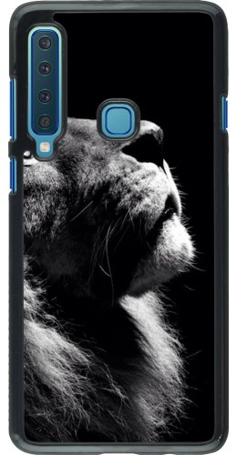 Coque Samsung Galaxy A9 - Lion looking up