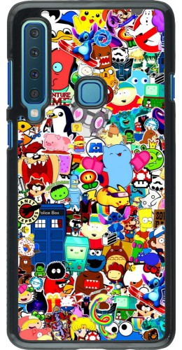Coque Samsung Galaxy A9 - Mixed cartoons