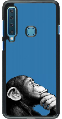 Coque Samsung Galaxy A9 - Monkey Pop Art