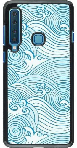 Coque Samsung Galaxy A9 - Ocean Waves