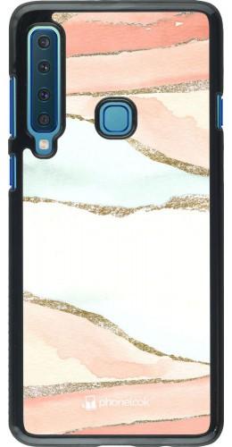 Coque Samsung Galaxy A9 - Shimmering Orange