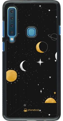 Coque Samsung Galaxy A9 - Space Vector