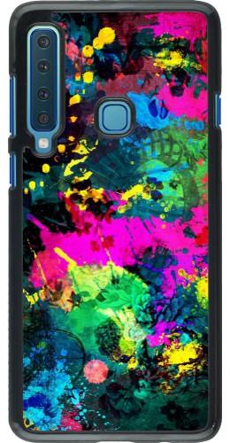 Coque Samsung Galaxy A9 - splash paint