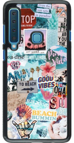 Coque Samsung Galaxy A9 - Summer 20 collage