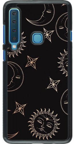Coque Samsung Galaxy A9 - Suns and Moons