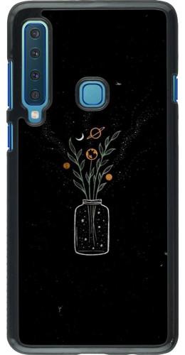 Coque Samsung Galaxy A9 - Vase black