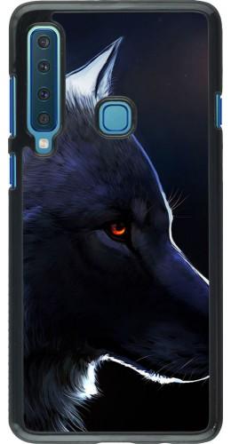 Coque Samsung Galaxy A9 - Wolf Shape