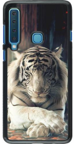 Coque Samsung Galaxy A9 - Zen Tiger