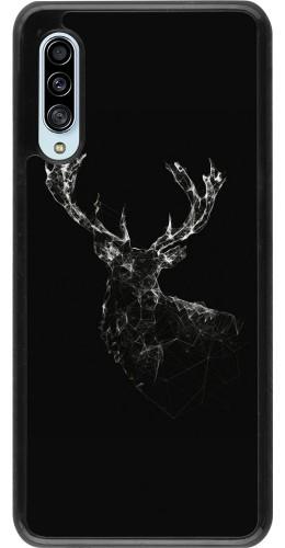 Coque Samsung Galaxy A90 5G - Abstract deer