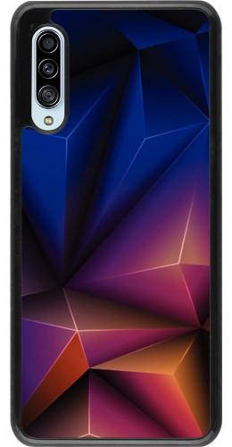 Coque Samsung Galaxy A90 5G - Abstract Triangles