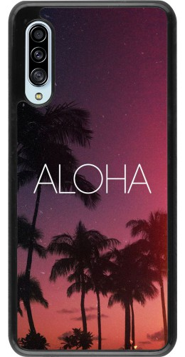 Coque Samsung Galaxy A90 5G - Aloha Sunset Palms