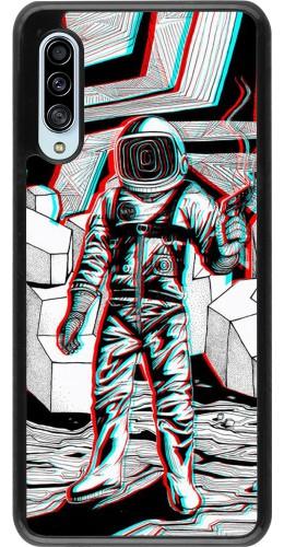 Coque Samsung Galaxy A90 5G - Anaglyph Astronaut
