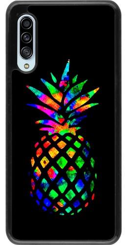 Coque Samsung Galaxy A90 5G - Ananas Multi-colors