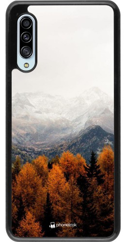 Coque Samsung Galaxy A90 5G - Autumn 21 Forest Mountain