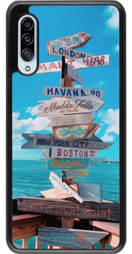 Coque Samsung Galaxy A90 5G - Cool Cities Directions