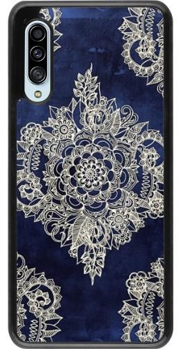 Coque Samsung Galaxy A90 5G - Cream Flower Moroccan