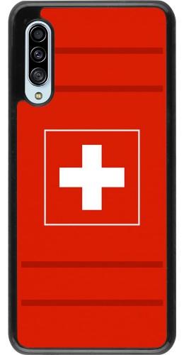 Coque Samsung Galaxy A90 5G - Euro 2020 Switzerland