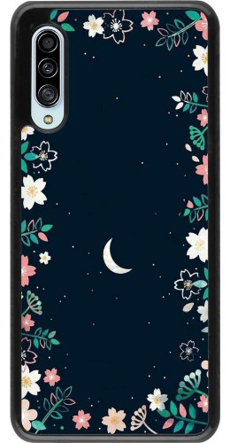 Coque Samsung Galaxy A90 5G - Flowers space