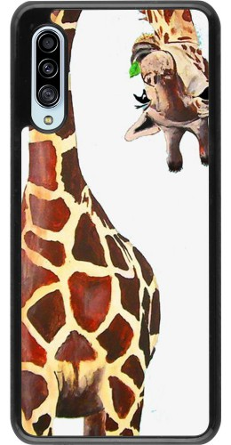Coque Samsung Galaxy A90 5G - Giraffe Fit