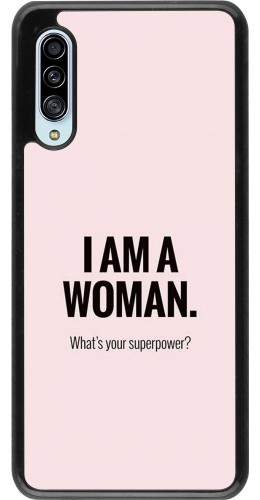 Coque Samsung Galaxy A90 5G - I am a woman