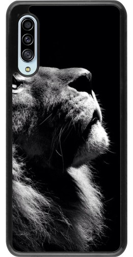 Coque Samsung Galaxy A90 5G - Lion looking up