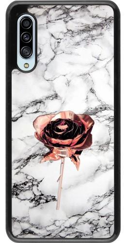 Coque Samsung Galaxy A90 5G - Marble Rose Gold