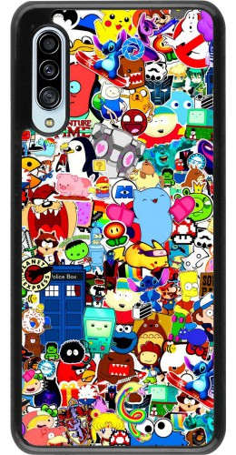 Coque Samsung Galaxy A90 5G - Mixed cartoons