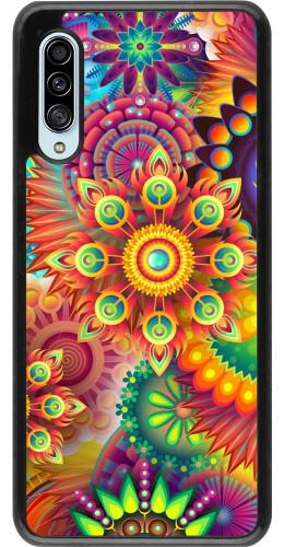 Coque Samsung Galaxy A90 5G - Multicolor aztec