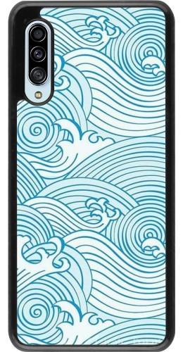 Coque Samsung Galaxy A90 5G - Ocean Waves