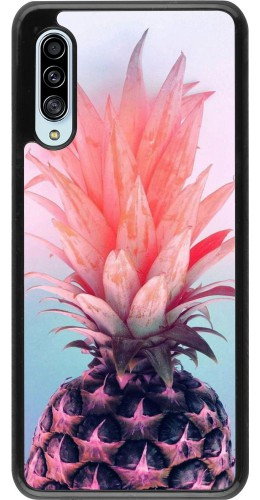Coque Samsung Galaxy A90 5G - Purple Pink Pineapple