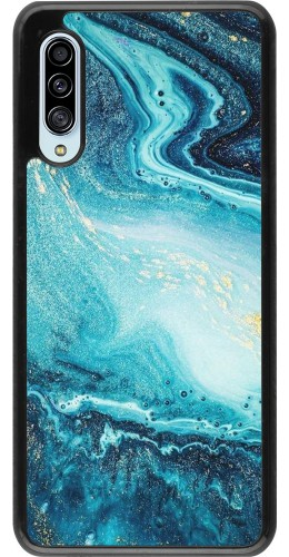 Coque Samsung Galaxy A90 5G - Sea Foam Blue