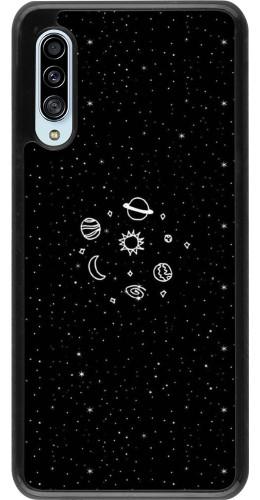 Coque Samsung Galaxy A90 5G - Space Doodle