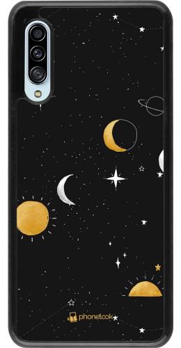 Coque Samsung Galaxy A90 5G - Space Vector