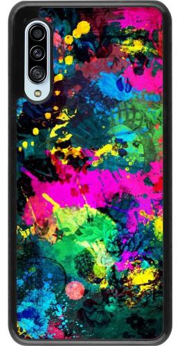 Coque Samsung Galaxy A90 5G - splash paint