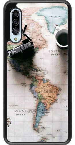 Coque Samsung Galaxy A90 5G - Travel 01
