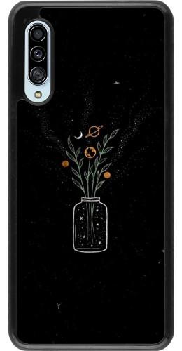 Coque Samsung Galaxy A90 5G - Vase black