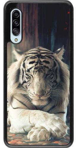 Coque Samsung Galaxy A90 5G - Zen Tiger